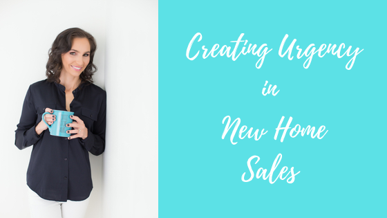 Episode #62: Creating Urgency in New Home Sales